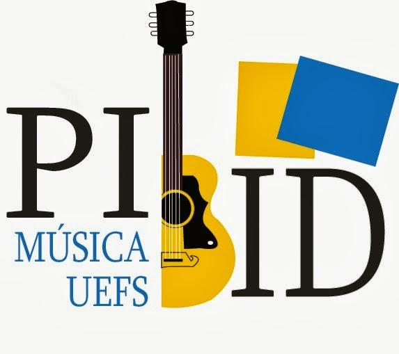 Logomarca do Subprojeto Musicando a Escola desenvolvida pela ex-bolsista Caroline Lopes